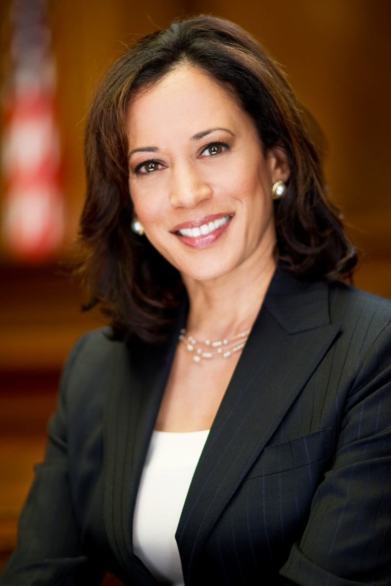 About Attorney General Kamala D. Harris