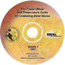The Peace Officer and Prosecutor's Guide to Combating Elder Abuse (Volume 3)
