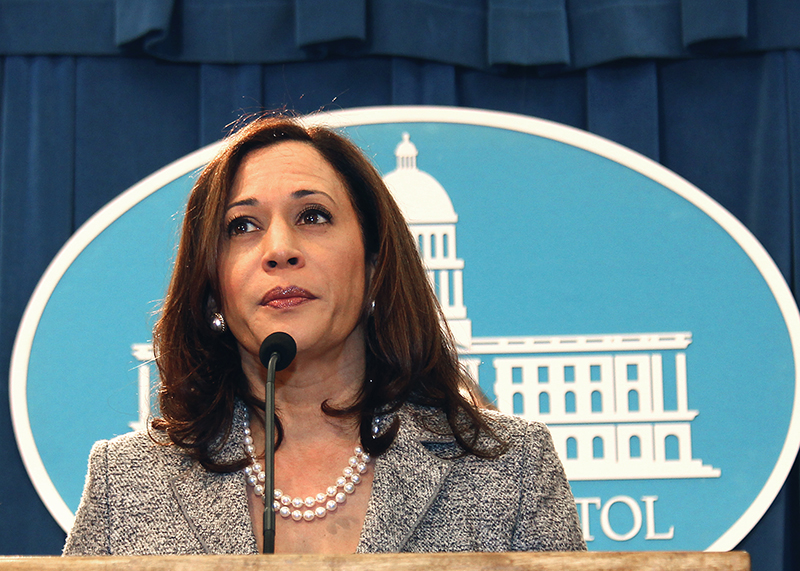 Attorney General Harris Sponsored a Cyber Exploitation Legislative Package