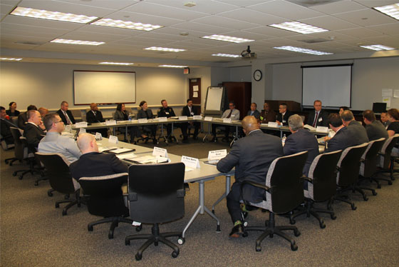 21st Century Policing Working Group roundtable