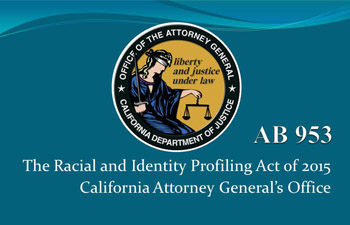 A.G. Harris Hosts First Meeting of Racial and Identity Profiling Advisory Board