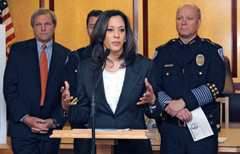 AG Harris addresses Future of Privacy+Innovation Symposium