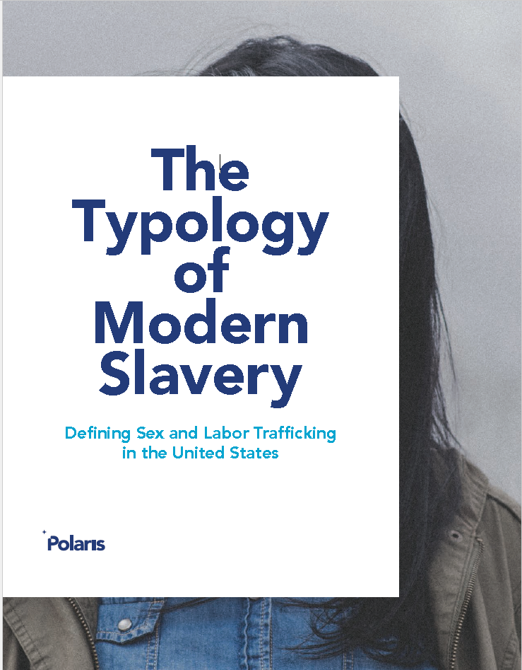 cover photo of The Typology of modern Slavery - Polaris
