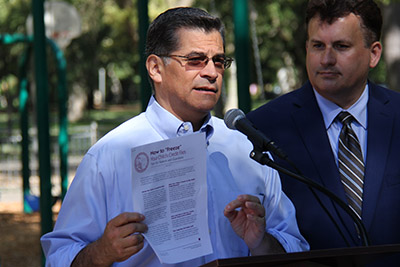 Attorney General Becerra Issues Guide for Parents to Help Protect Children from Identity Theft