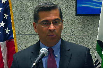 AG Becerra: Alabama, Kentucky, South Dakota and Texas Added to List of Restricted State Travel
