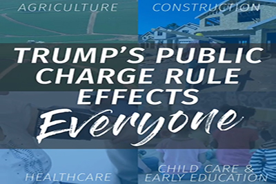 Challenging the Public Charge Rule Video