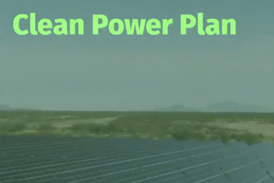Clean Power Plan Video