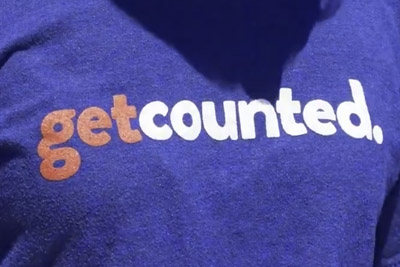 #BeCounted Video