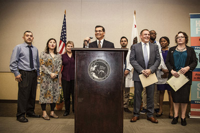AG Becerra Health Care Photo Album
