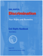 Cover of The Unlawful Discrimination: Your Rights & Remedies