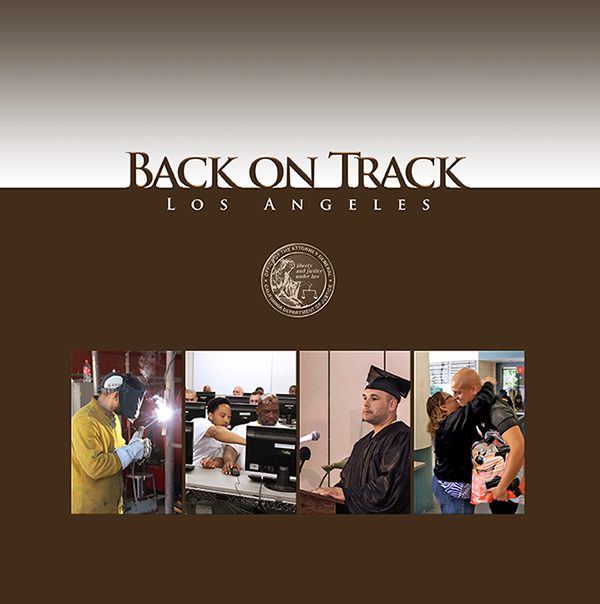 Back on Track - Los Angeles Report Cover