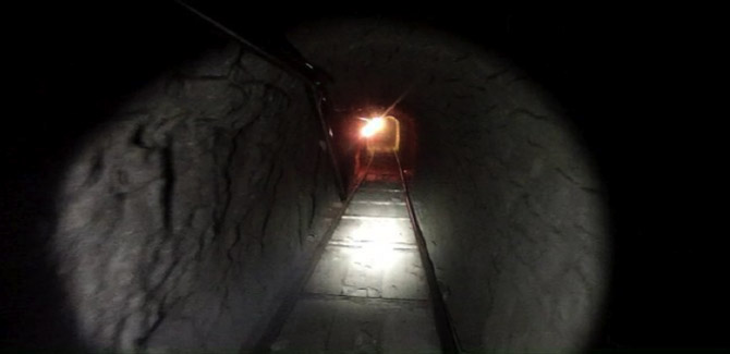 Photo of Tijuana-San Diego Cross-Border Tunnel