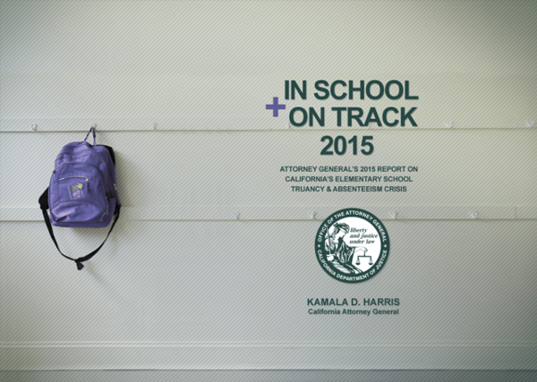 In School + On Track 2015 Cover