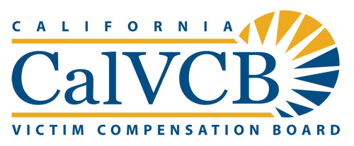 California Victim Compensation Board (CalVCB) logo