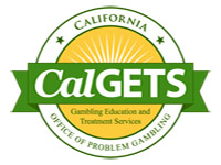 California Gambling Education and Treatment Services (CalGETS)