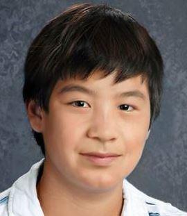 Keisuke Christian Collins age progression