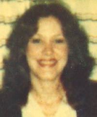 Elizabeth Theresa Terri Bishop