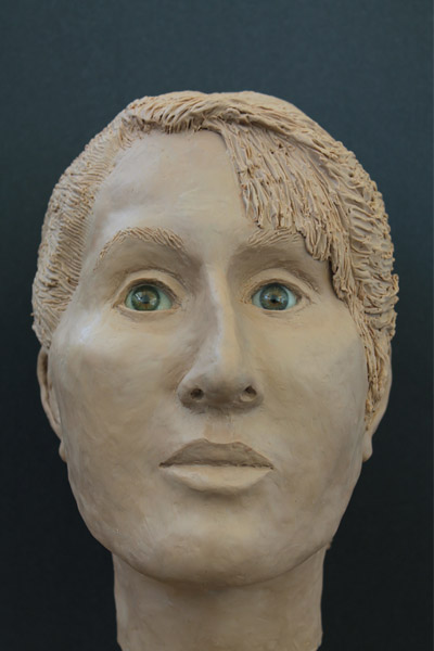 Facial Re-Construction of Caucasian Female for Unidentified Deceased Victim